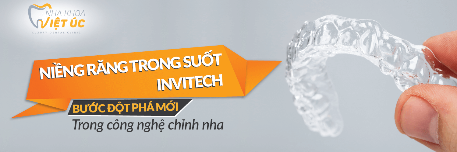 Niềng răng trong suốt Invitech